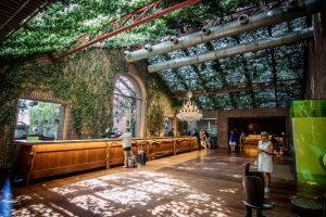 Hudson Lobby