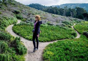 Hiking Carmel Trails