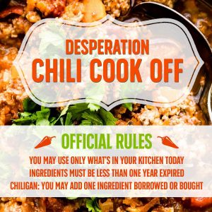 DESPERATION CHILI